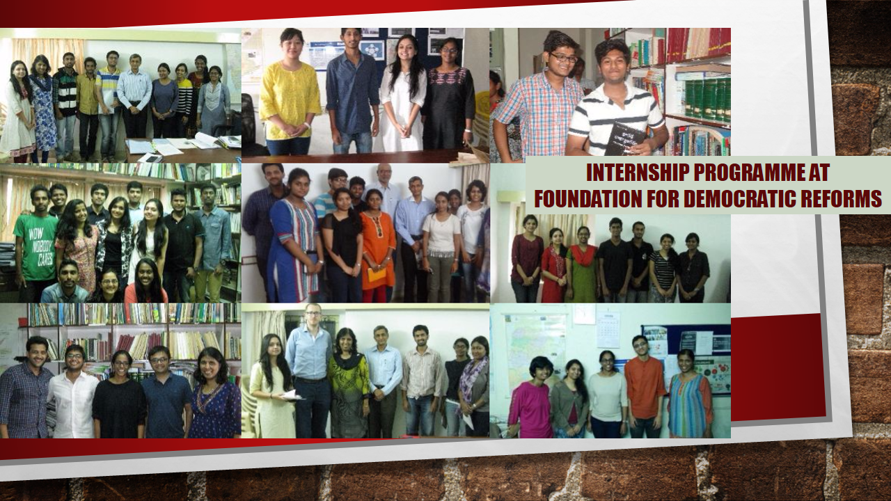 fdr internship page collage